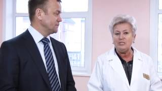 В Иркутске открыли пансионат Восточно-Сибирского онкологического центра(, 2013-12-10T05:43:39.000Z)