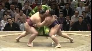 Летний майский турнир по Сумо 2013, 4-6 дни Нацу Басё Natsu Basho