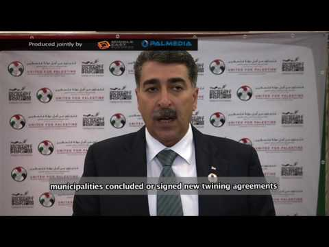 Middle East Business News: Interview with Eng Moussa Abu Hadid