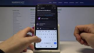 Italic Text on Discord App – Discord on Android
