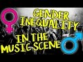 DISCUSSION ON GENDER INEQUALITY IN THE MUSIC SCENE