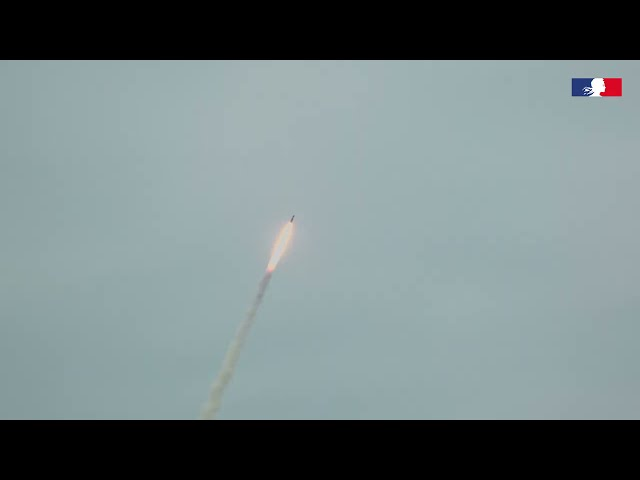 France Successfully Tests an M51 Ballistic Missile