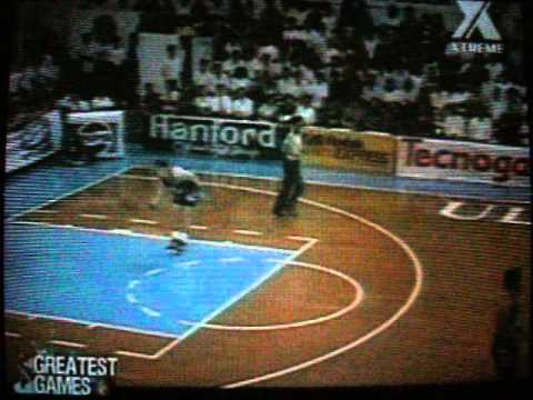 1991 PBA All Stars vs China