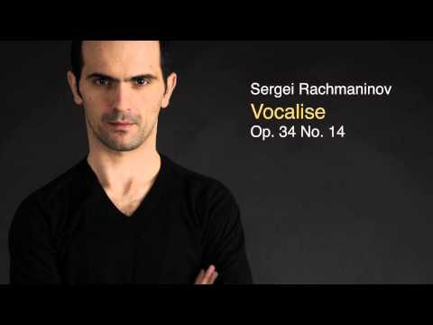 Sergei Rachmaninov, Vocalise - Rudens Turku, Oliver Schnyder