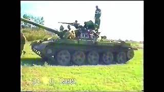 Война глазами полковника Семёнова Чечня 1999 2000 года, 54 ДОН, 17 осн ВВ МВД РФ 1ч