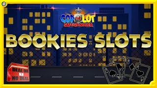 Bookies Slots - DEAL OR NO DEAL, 20P SLOT & FORTUNE 500 !!!