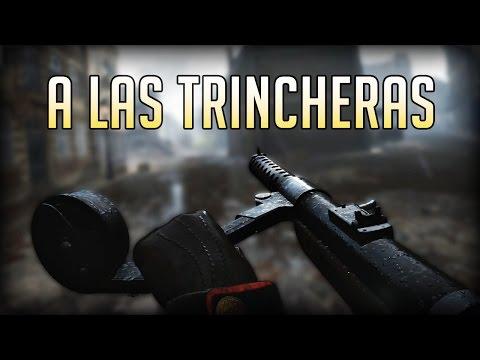 BATTLEFIELD 1 LIVE - ¡A LAS TRINCHERAS!