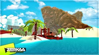 NEW 'PIRATE COVE' MAP! (Golf with Your Friends)