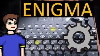 Wie funktioniert die Enigma?   #Kryptologie