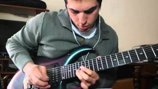 "Dream Theater - ""The Astonishing"" All Guitar Solos Cover"