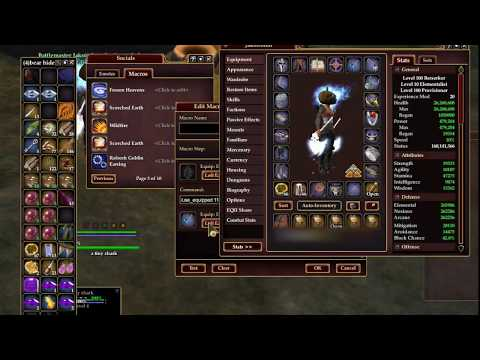 Eq2 Item Switch And Use - YT