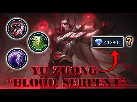 Wow! This Is Why Yu Zhong Is Such A Scary Fighter | Mobile Legends