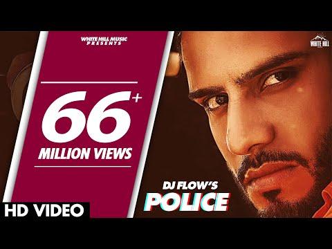 Police Full Song   Dj Flow   Afsana Khan   Shree   New Punjabi Song 2020   White Hill