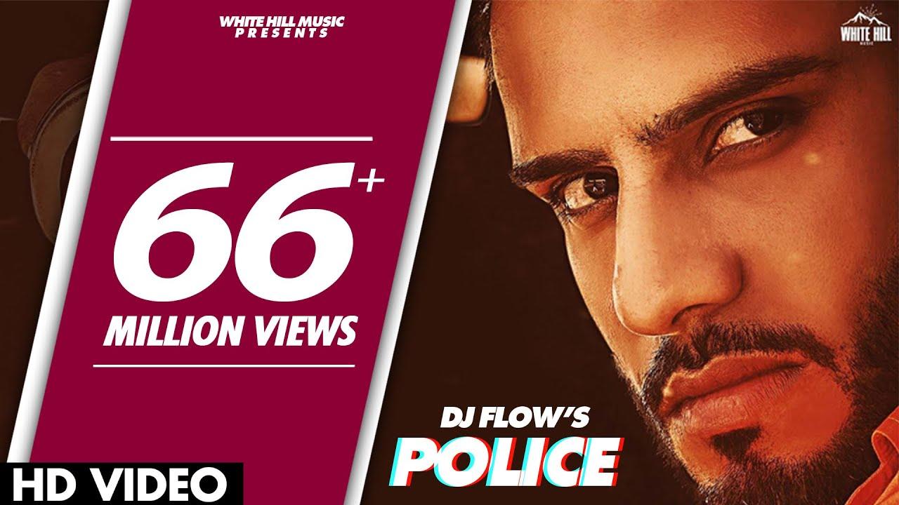 Download Police (Full Song)   DJ Flow   Afsana Khan   Shree   New Punjabi Song 2020   White Hill Music