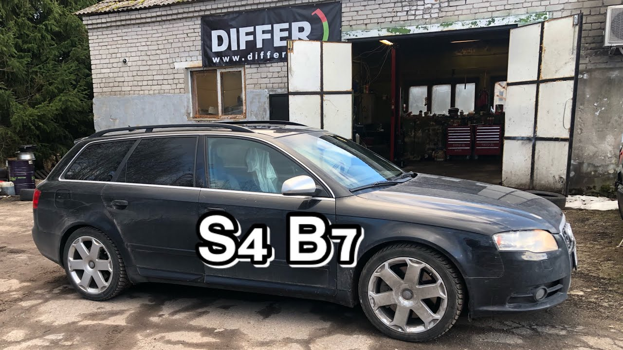 Audi S4 B7 cold start | timing chain check with VCDS | service (eng sub)