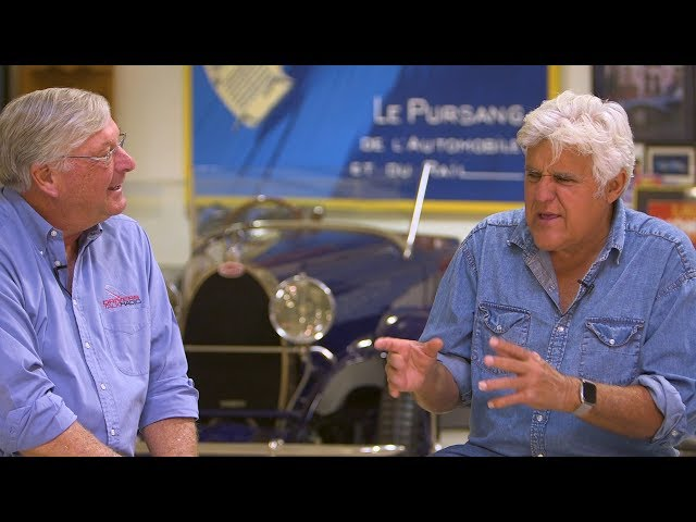 Exclusive Trip to Jay Leno's Garage Part 4