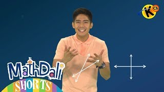 MathDali Shorts Identifying Parallel, Intersecting, and Perpendicular Lines Grade 4 Math