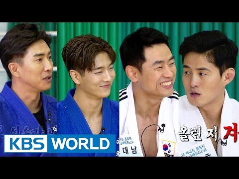 Cool Kiz on the Block | 우리동네 예체능 - Training with Song Daenam and Choi Minho (2016.01.12)