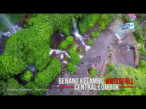AIR TERJUN BENANG KELAMBU | Lombok Fun Vacation - CanFly 2016