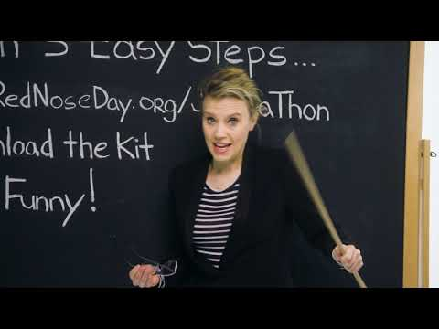 Muss - Kate McKinnon Wants Your Kids To Sell Their Jokes - Red Nose Day!