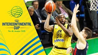 San Lorenzo vs. AEK - Condensed Game - FIBA Intercontinental Cup 2019