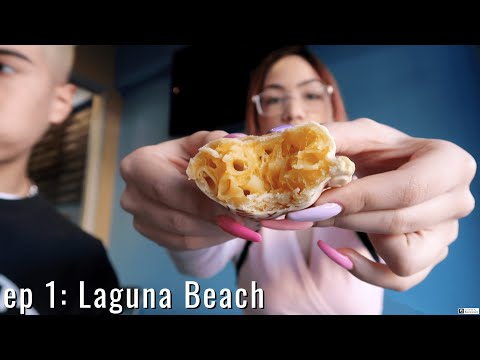 TRYING 5 TOP RATED FOOD SPOTS | Laguna Beach Edition
