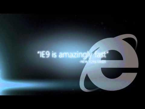 Internet Explorer 60 Second TV Commercial