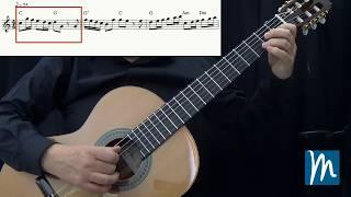 Winter - Antonio Vivaldi (1678-1741) - Curso de Guitarra Online