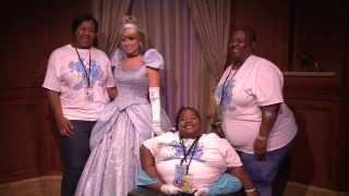 Kidd's Kids 2013 - Jenna's 1st Day At Disney World