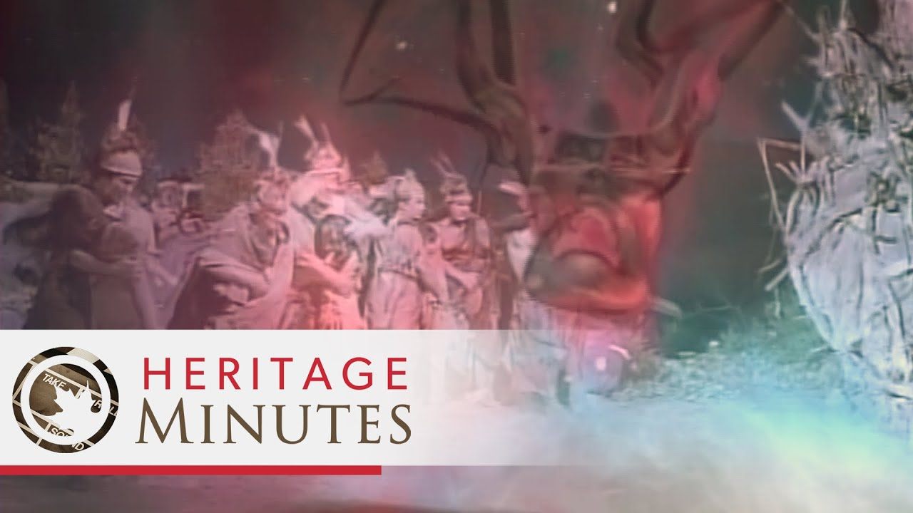 Heritage Minutes: Peacemaker