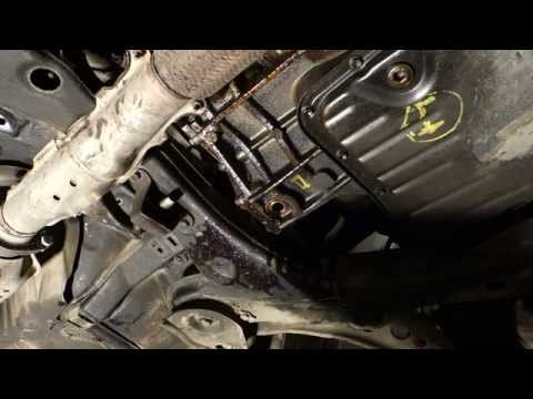 How to replace differential oil liquid automatic transmission Toyota Camry. Years 1991 to 2002