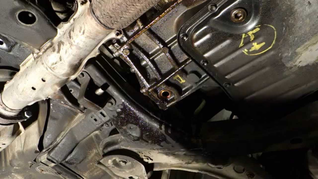 How to replace differential oil liquid automatic