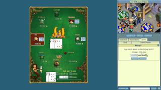 Puzzle Pirates - Poker Marathon - Part 2