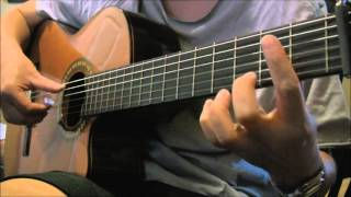 Higher Ground - Fingerstyle Guitar Tab