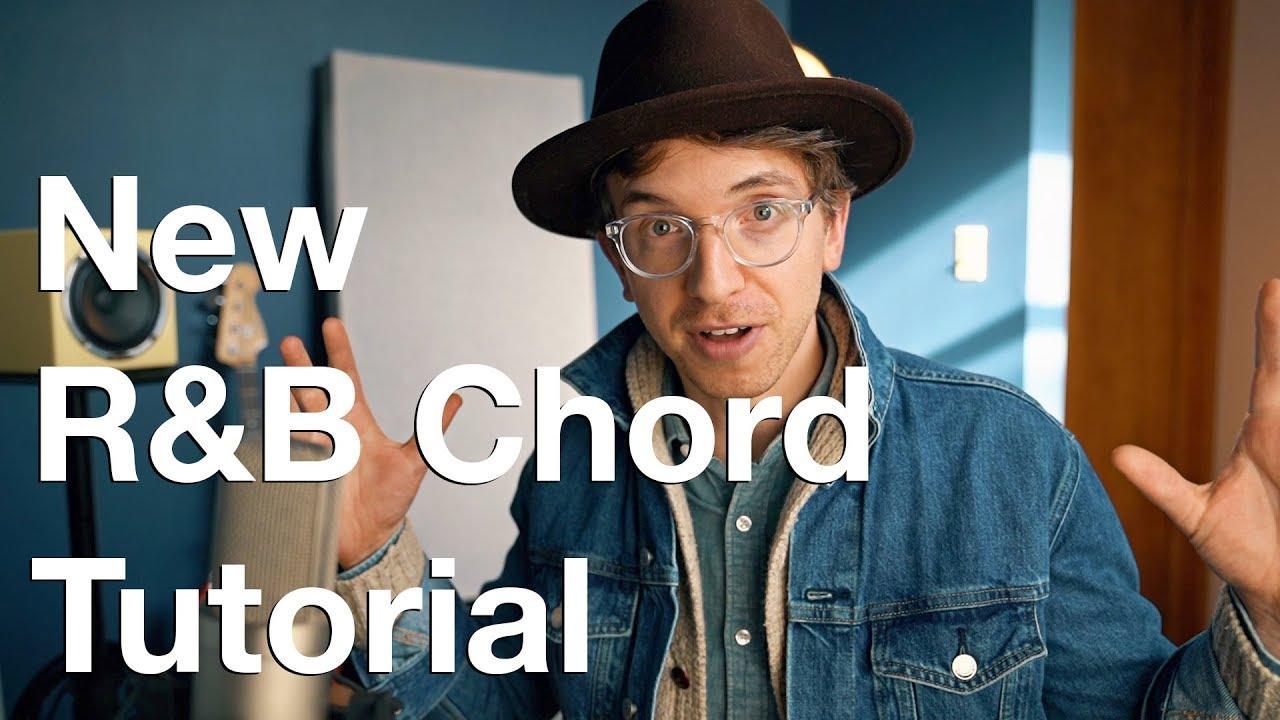 New R&B Chord Tutorial! — Jeff Schneider Music