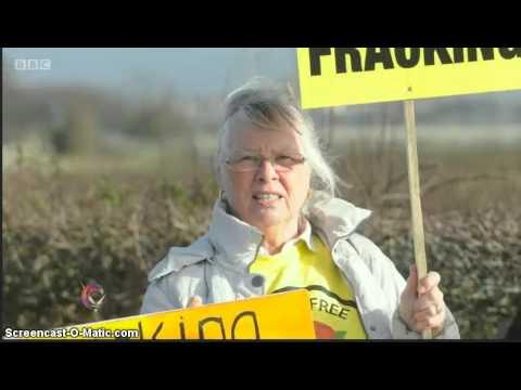 Fracking Lancashire Cuadrilla BBC2 Victoria Derbyshire Prog
