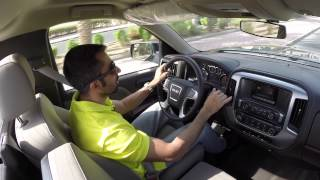 فيديو: فريق كويت ستيج يختبر قيادة جي-أم-سي سييرا 2014