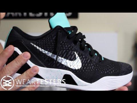 Nike Kobe 9 Elite Low NIKEiD - YouTube