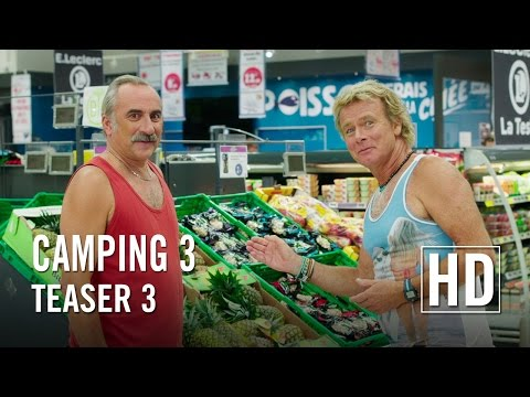 Camping 3 - Teaser 3 Officiel HD