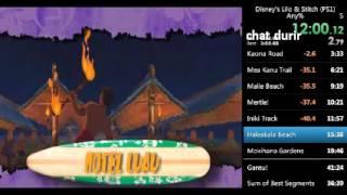 Lilo and Stitch PS1 in 35:08 (WR)