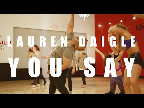 Masterclass | Donyelle Denise |  Lauren Daigle - You Say