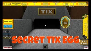 Tix Factory Tycoon: How To Get Secret Tix Egg.     ColdBlooded2021