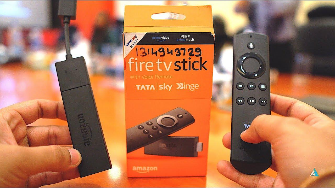 Fire Tv Stick Sky