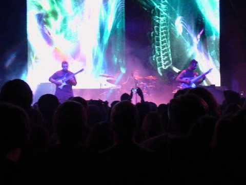 Animals As Leaders Live 12/11/14 At Gas Monkey Live Dallas Texas
