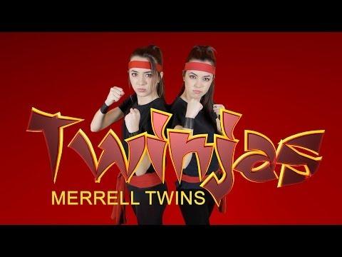Twinjas - Merrell Twins
