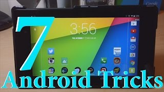 7 Android tricks
