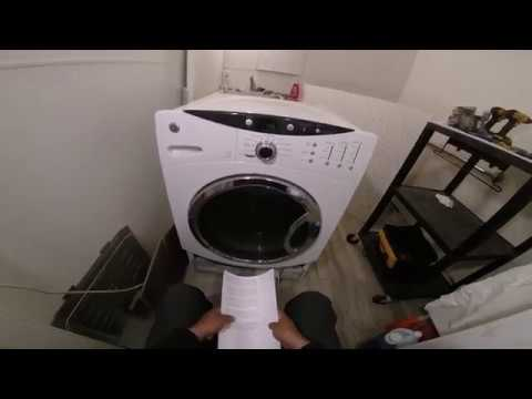 E48 Error Code SOLVED!!! Frigidaire Front Load Washer