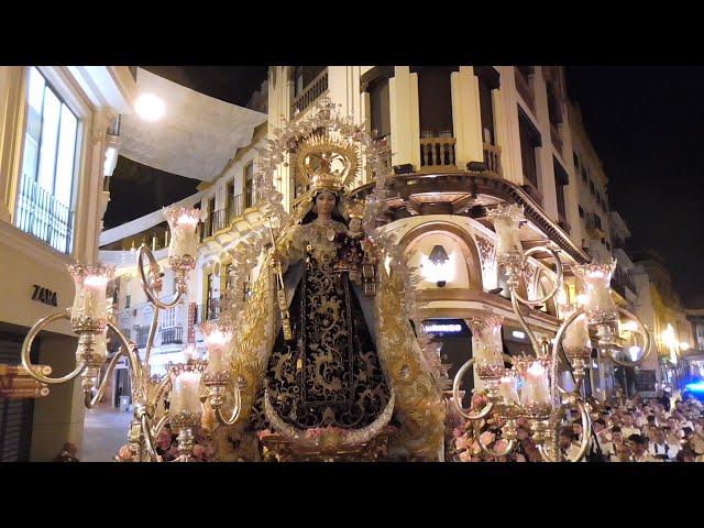 BM Oliva (Salteras) - Danos la Paz y Estrella Mater Dolorosa - Virgen del Carmen del Santo Ángel