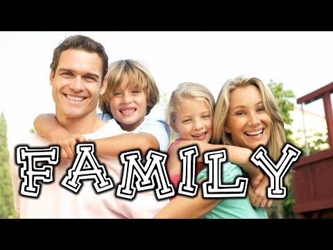 If a person is attached to a family member will he be reborn in the same family?