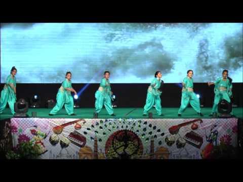 Bal Bharati Public School,Ludhiana-Annual Cultural Day 2015.